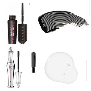 benefit bad gal and 24 hour brow setter